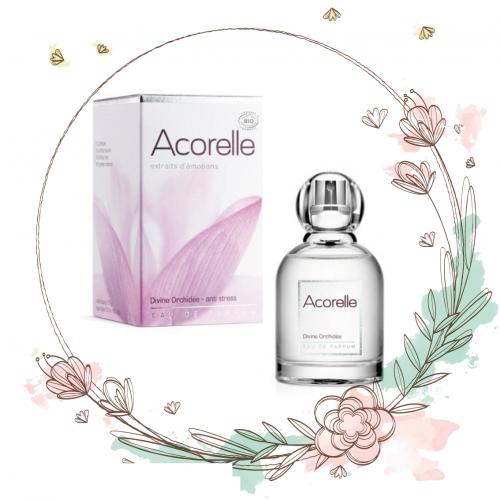 Perfume Bio Orquídia