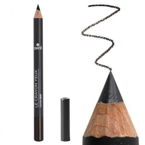 lápis contorno de olhos bio - preto