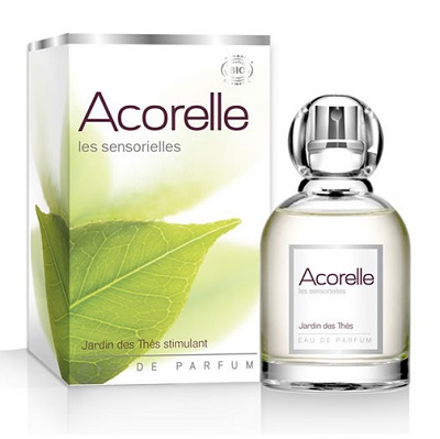 Perfume bio jardim de chá