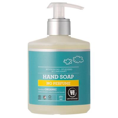 urtekram sabonete líquido sem perfume - nutritivo - pele delicada e sensível