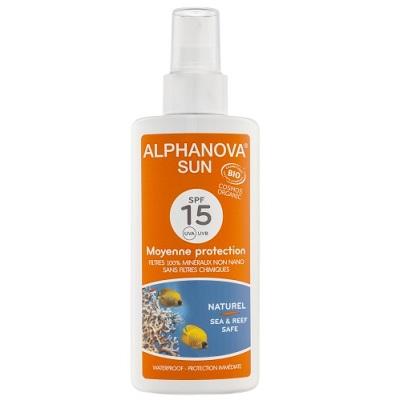 Spray solar de rosto e corpo