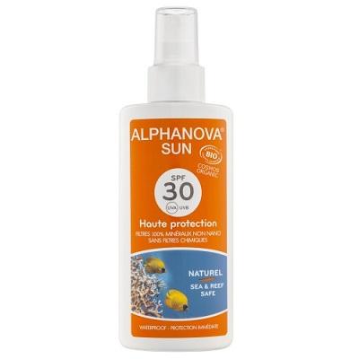 Spray Solar de rosto e corpo spf 30