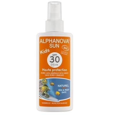 Spray protetor solar crianças