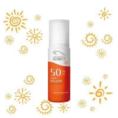 Creme protetor solar facial SPF50