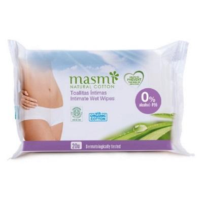 Toalhetes de higiene íntima feminina