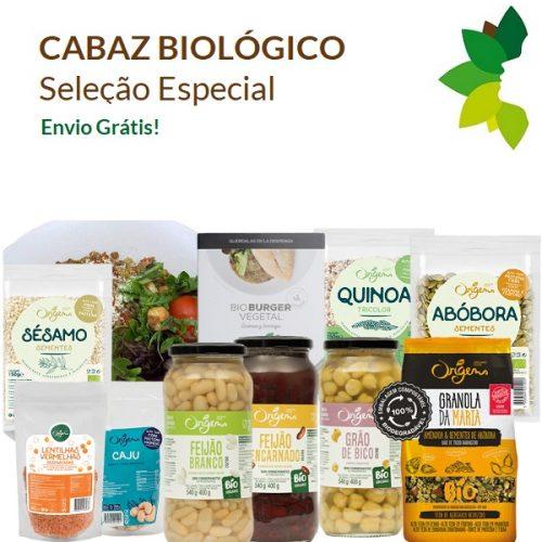 Cabaz Bio seleção especial