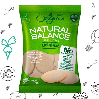 Bolacha Natural Balance Original