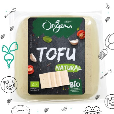 Tofu natural BIO