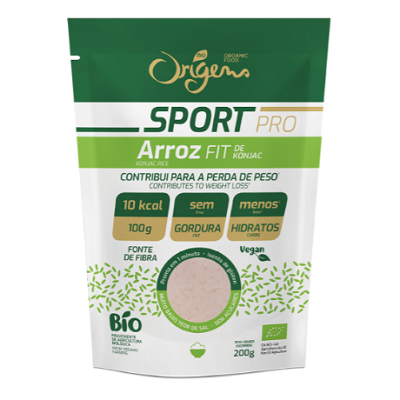 Arroz fit de konjac sport