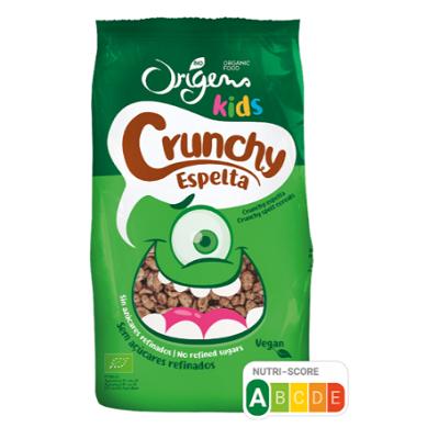 Crunchy kids de espelta