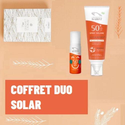 Coffret solar duo