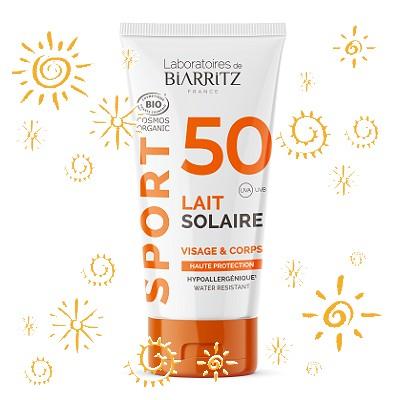 Protetor solar sport alga maris SPF50